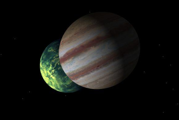 Многопластовият Юпитер